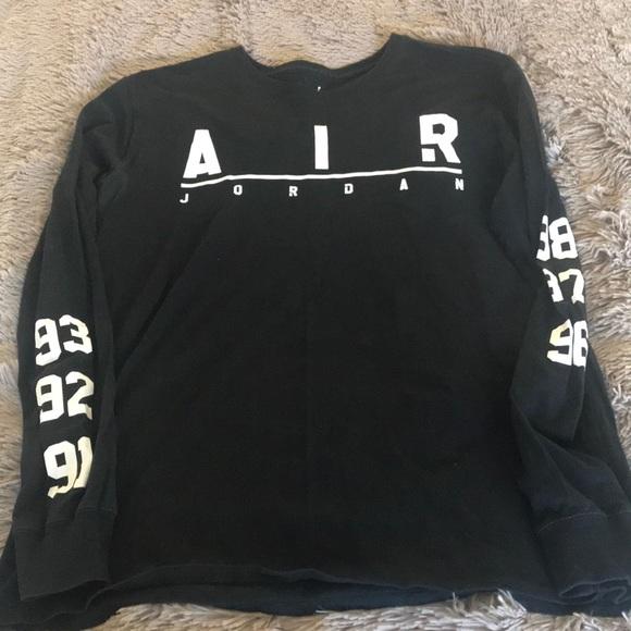 81aeb9660557 Air Jordan Other - Men s air Jordan long sleeve T-shirt